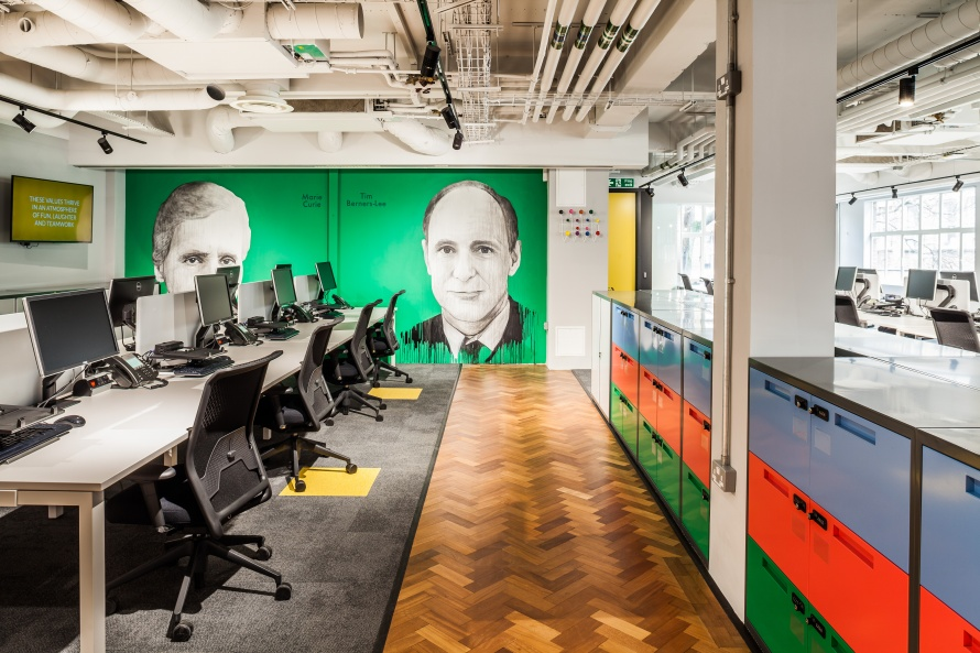 Mintel: London HQ