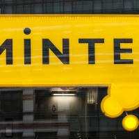 Mintel sign